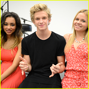 Cody Simpson: Nashville with Jessica Jarrell!