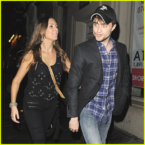 Daniel Radcliffe: Azteca Dinner with Gal Pal