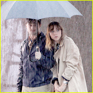 Daniel Radcliffe: Under An Umbrella with Zoe Kazan