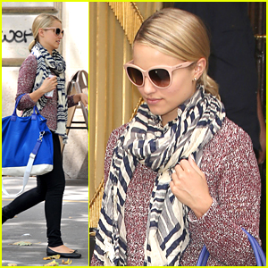 Dianna Agron To Mentor on 'Glee Project'