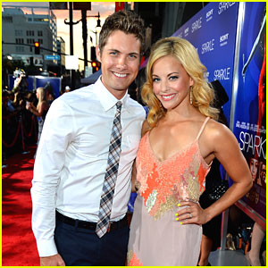 Drew Seeley & Amy Paffrath: 'Sparkle' Sweeties