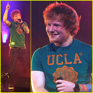 Ed Sheeran: Perth Performance