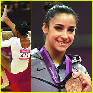 Gabby Douglas Falls on Beam; Aly Raisman Captures Bronze at 2012 Olympics