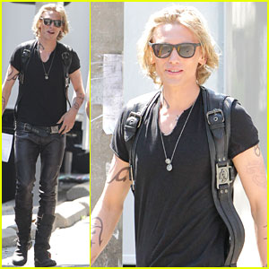 Jamie Campbell Bower: 'Mortal Instruments'  Hottie
