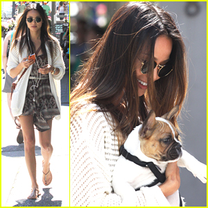 Jamie Chung: Puppy Love in Vancouver