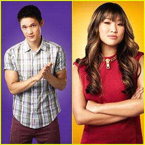 Harry Shum, Jr: 'Glee' Season Four Promo Pics!