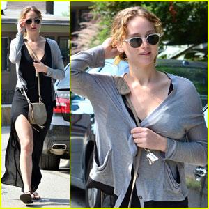 Jennifer Lawrence: 'Catching Fire'  Casting News!
