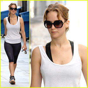 Jennifer Lawrence: Alan Ritchson is Gloss in 'Catching Fire'!