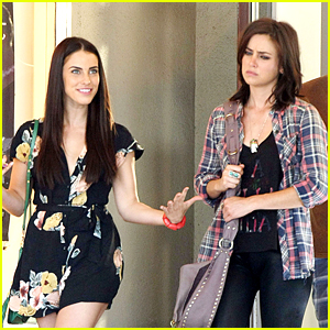 Jessica Stroup & Jessica Lowndes: Another Jessica Joins '90210'
