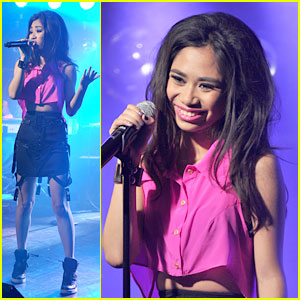Jessica Sanchez Announces New Single, 'Fairytale'