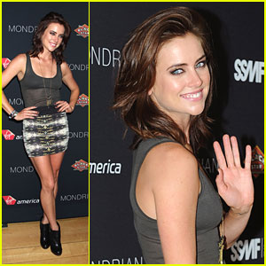 Jessica Stroup: Sunset Strip Music Festival
