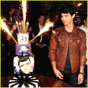 Joe Jonas: Birthday Bash at Perch!