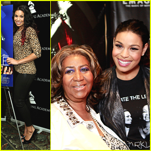 Jordin Sparks 'Sparkles' in Detroit
