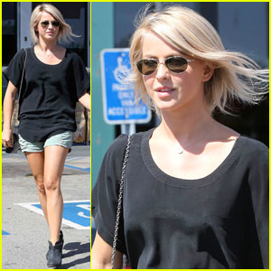 Julianne Hough's New Short Hair!