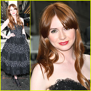 Karen Gillan: 'Doctor Who' Screening in New York City
