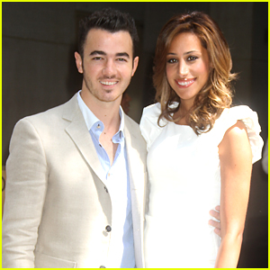Kevin &#038; Danielle Jonas: Today Show Twosome