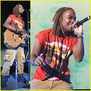 Leon Thomas: West Palm Beach Concert Cool