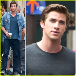 Liam Hemsworth: 'Paranoia' Heartthrob