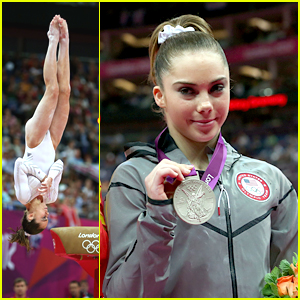 McKayla Maroney: Silver Medal on Vault at 2012 Olympics