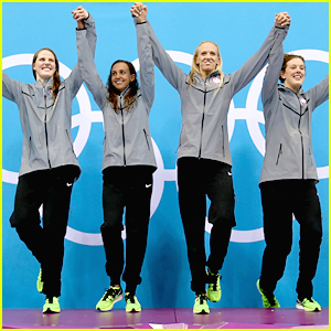 Missy Franklin: Another World Record at 2012 Olympics!