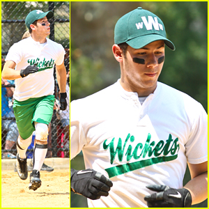 Nick Jonas: Wickets Win Big!
