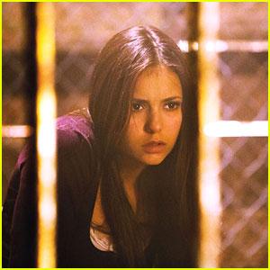 Nina Dobrev: First Look at Elena, The Vampire!