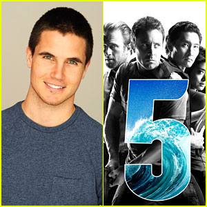 Robbie Amell to Guest Star on 'Hawaii Five-0'