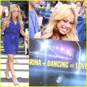 Sabrina Bryan: Vote For Viewer's Choice!