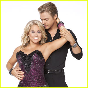 Shawn Johnson & Derek Hough: 'Dancing With The Stars: All Stars' Promo Pics!