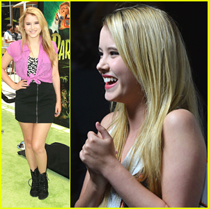 Taylor Spreitler: Pretty in Pink for 'ParaNorman'