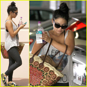 Vanessa Hudgens: Dance Studio Darling