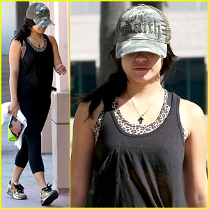 Vanessa Hudgens: Obsessed with 'Gangnam Style' Song!