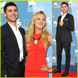 Zac Efron: 'At Any Price' Photo Call in Venice
