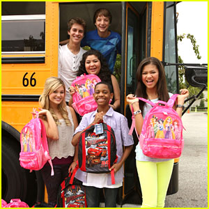 Zendaya & Billy Unger: Back To School Drive with Radio Disney