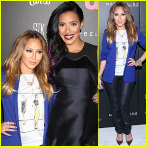 Adrienne Bailon: 'Us Weekly' Stylish New Yorker!