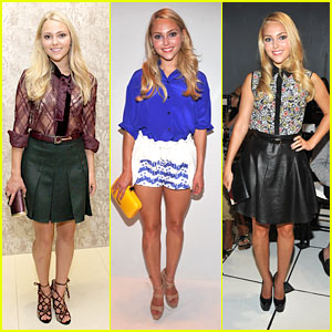 AnnaSophia Robb: From Russia With Love...
