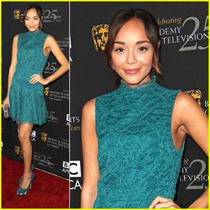 Ashley Madekwe: BAFTA Tea Beauty