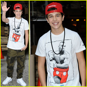 Austin Mahone: 'Live! with Kelly and Michael' Appearance!