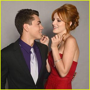 Bella Thorne & Adam Irigoyen: ALMA Awards 2012