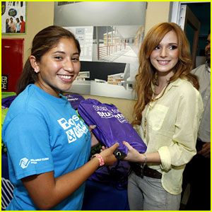 Bella Thorne: Staples for Students Delivery!