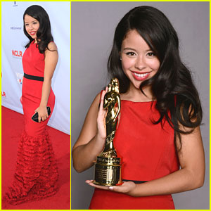 Cierra Ramirez: ALMA Awards 2012 Winner!