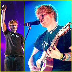 Ed Sheeran: iTunes Music Festival 2012