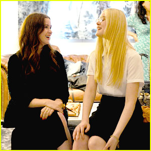 Elle Fanning &#038; Alice Englert: 'Ginger &#038; Rosa' Portraits