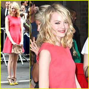 Emma Stone: Calvin Klein Cutie