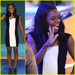 Gabby Douglas: Democratic National Convention 2012