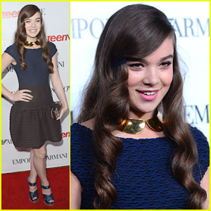 Hailee Steinfeld: Teen Vogue Young Hollywood Party