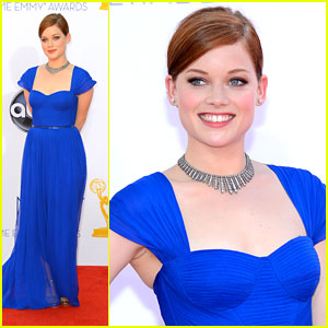 Jane Levy - Emmy Awards 2012