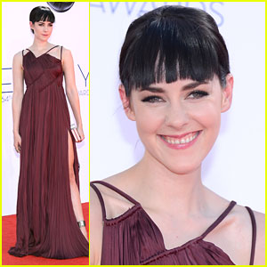 Jena Malone - Emmy Awards 2012