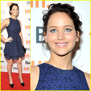 Jennifer Lawrence: 'The Place Beyond The Pines' Premiere at TIFF