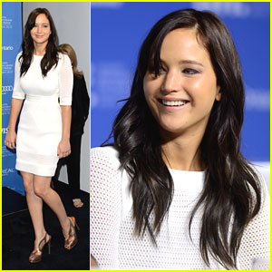 Jennifer Lawrence: 'Silver Linings Playbook' Conference at TIFF